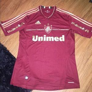 Adidas Brazilian League Soccer Jersey